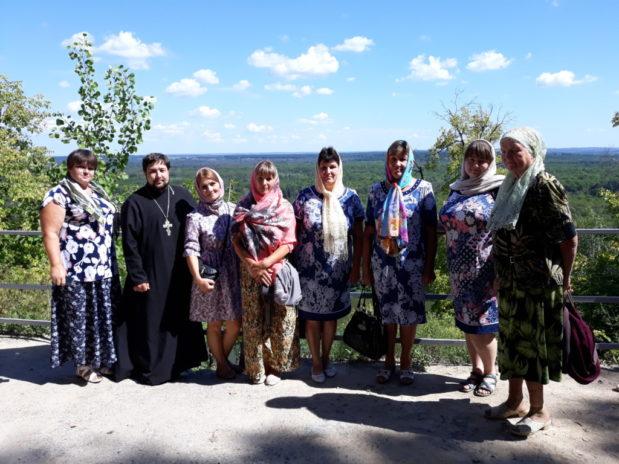 Паломническая поездка в Белогорский мужской монастырь